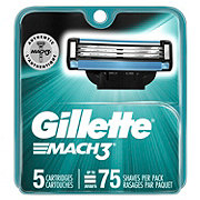 Gillette Mach3 Men's Razor Blades
