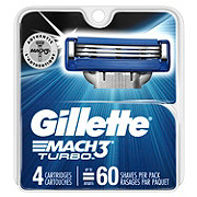 Gillette Mach3 Turbo Cartridges