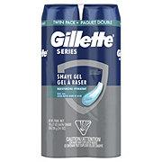 Gillette Series Moisturizing Shave Gel