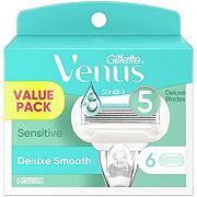 Gillette Venus Embrace Sensitive Women's Razor Blades