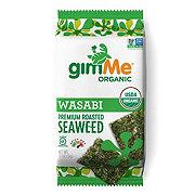 Gimme Organic Roasted Seaweed Wasabi