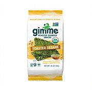 Gimme Organic Roasted Sesame Seaweed Snack