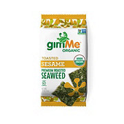 Gimme Organic Seaweed Snack with Sesame