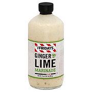 Ginger Lime Marinade Ginger Lime Marinade