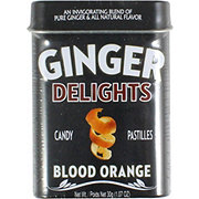 Ginger Zingers Blood Orange