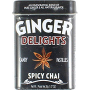 Ginger Zingers Spicy Chai