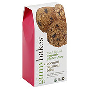 Ginny Bakes Coconut Oatmeal Bliss Gluten Free Cookies