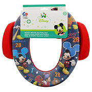 Ginsey Home Solutions Mickey Mouse Clubhouse Soft Potty Seat