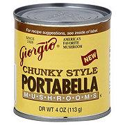 Giorgio Chunky Style Portabella Mushrooms