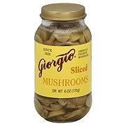 Giorgio Sliced Mushrooms