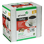 Girl Scouts Chocolate Peanut Butter Single Serve Coffee Cup