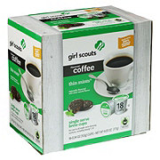 Girl Scouts Thin Mints Single Serve Coffee Cups