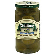 Giuliano Olives Blue Cheese Stuffed
