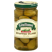 Giuliano Olives Jalapeno Stuffed