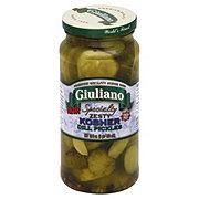 Giuliano Zesty Kosher Dill Pickles