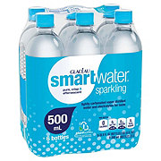 Glaceau Smartwater Sparkling Water 16.9 oz Bottles