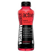 Glaceau Vitaminwater Active Move It Strawberry Black Cherry