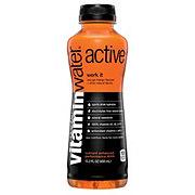 Glaceau Vitaminwater Active Werk It Orange Mango