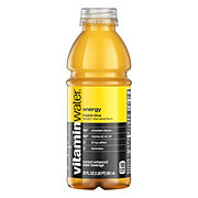 Glaceau Vitaminwater Energy Tropical Citrus Water Beverage