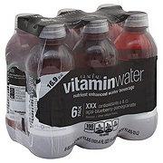 Glaceau Vitaminwater Nutrient Enhanced XXX Acai-Blueberry-Pomegranate Water Beverage 6 PK