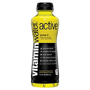 Glaceau Vitaminwater Pump It Active Lemon Lime