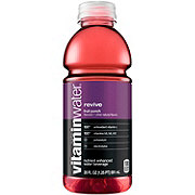Glaceau Vitaminwater Revive Fruit Punch Water Beverage