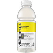 Glaceau Vitaminwater Squeezed Lemonade Water Beverage