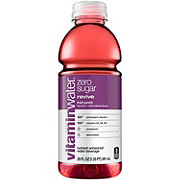 Glaceau Vitaminwater Zero Revive Fruit Punch Water Beverage