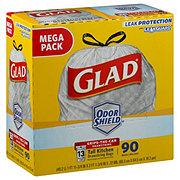 Glad Drawstring Tall Kitchen 13 Gallon Trash Bags