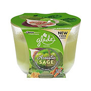 Glade 3 Wick Candle Acoustic Sage