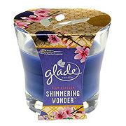 Glade Candle Plum Blossom Shimmering Wonder
