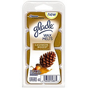 Glade Cashmere Woods Wax Melts
