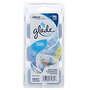 Glade Clean Linen Wax Melts