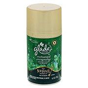 Glade Enchanted Evergreens Auto Spray Refill