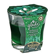 Glade Enchanted Evergreens Candle