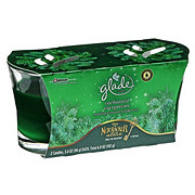 Glade Enchanted Evergreens Candles