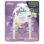Glade Lavender and Vanilla PlugIns Scented Oil Refills