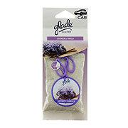 Glade Sachet Auto Air Freshener Lavender & Vanilla