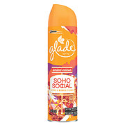 Glade Spray Air Freshener Soho Social