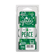 Glade Wax Melts, Be At Peace: Balsam Fir & Juniper