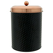 Global Amici Ashby Canister Large Black Copper