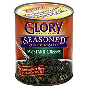 Glory Foods Seasoned Southern Style Mustard Greens