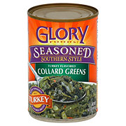 Glory Foods Seasoned Southern Style Smoked Turkey Collard Greens