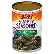 Glory Foods Sensibly Seasoned Lower Sodium Collard Greens