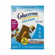 Glucerna Mini Treats Chocolate Peanut Snack Bars