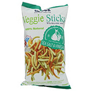 Gluck Sea Salt & Vinegar Veggie Sticks
