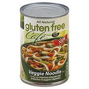Gluten Free Cafe Veggie Noodle Soup