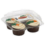 Gluten Free Nation Carrot Cake Cupcakes