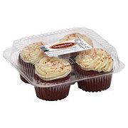 Gluten Free Nation Gluten Free Red Velvet Cupcakes