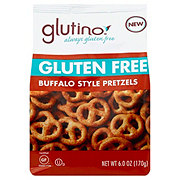 Glutino Buffalo Style Pretzels